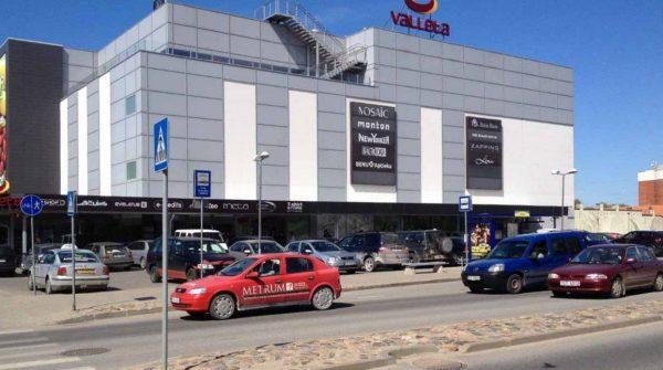 Veikals Valmierā (TC Valleta)